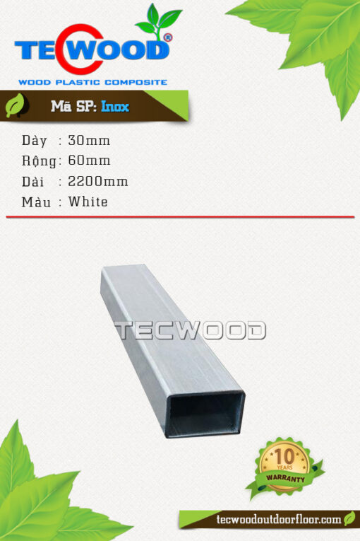 Inox 30x60